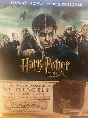 Harry Potter Wizard's Collection Limited Edition 31 Disci