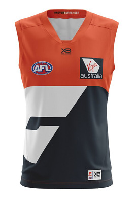 2018 GWS Giants Junior Home Guernsey