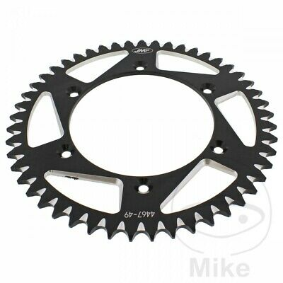 Husqvarna TE 449 ie 2011 JMP Black Aluminium Rear Sprocket (49 Teeth)