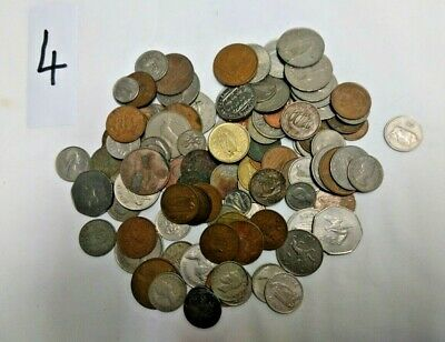 Job lot of Old/Foreign Coins (Set 4)