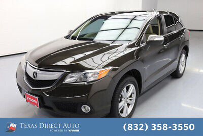 2014 Acura RDX  Texas Direct Auto 2014 Used 3.5L V6 24V Automatic FWD SUV Premium