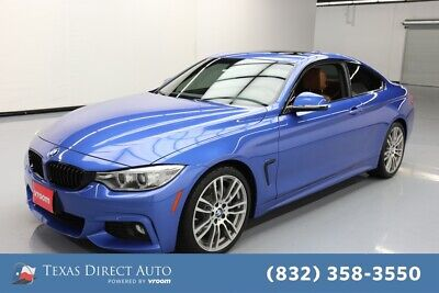 2016 BMW 4-Series 428i Texas Direct Auto 2016 428i Used Turbo 2L I4 16V Automatic RWD Coupe Premium