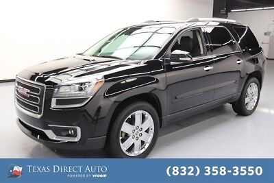 2017 GMC Acadia Limited Texas Direct Auto 2017 Limited Used 3.6L V6 24V Automatic FWD SUV Bose OnStar