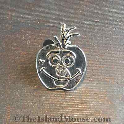 Olaf Character Candy Apples Disney Chaser Lapel Pin