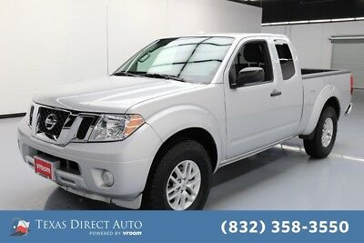 2014 Nissan Frontier SV Texas Direct Auto 2014 SV Used 4L V6 24V Automatic 4WD Pickup Truck