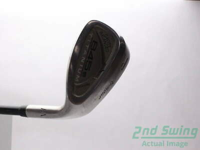 Tommy Armour 845S Titanium Face Single Iron Pitching Wedge PW Graphite Regular 3