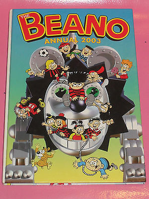 The Beano Book Annual 2003 (Price Unclipped)
