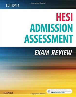 Cuellar Tina Ph.D. R.N. (Ed...-Hesi Admission Assessment Exam Review BOOK NEW