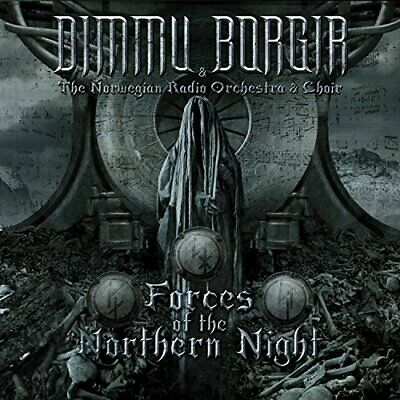 Dimmu Borgir-Forces Of The Northern Night (W/dvd) (Dig) Cd New