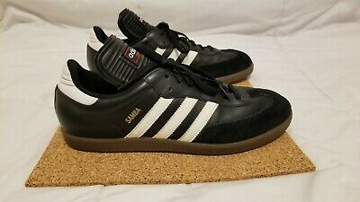 cad3b431d Adidas Samba Classic 3-STRIPE Synthetic Leather   Suede Size 10.5 Men s