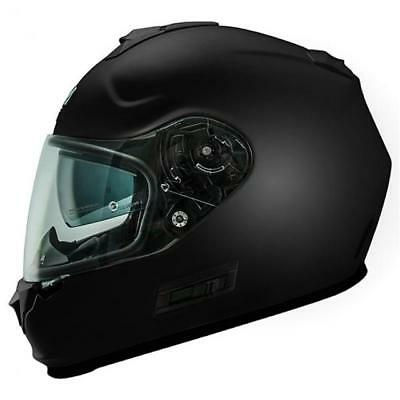 Integral Helm Nos Ns-7F Matt Black Ns-7Fbm Matte Black In Glasfaser Tg. Xl