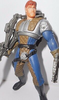 STAR WARS power of the force DASH RENDAR Shadows empire complete potf sote toys