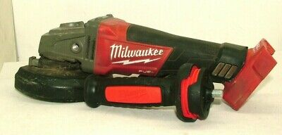 Milwaukee 18V M18Cag125Spd Cordless Fuel 125Mm Angle Grinder - Skin Only!