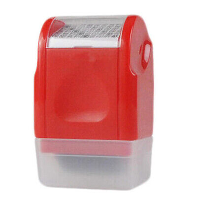 Identity Theft Protect Confidential Secure Data ID Wide Roller Stamp Ink Refill
