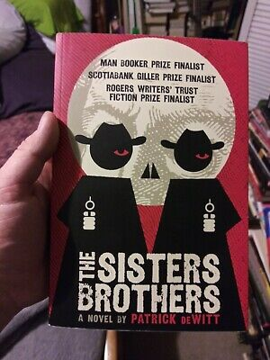 the sisters brothers dewitt patrick