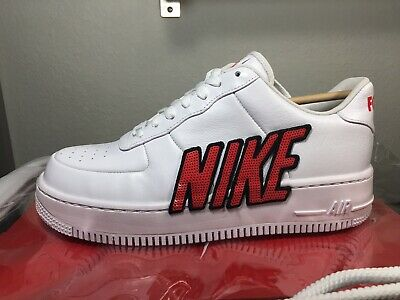 Nike WMNS Air Force 1 Low Upstep Force Is Female White