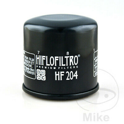 For Hiflo Oil Filter (HF204) Fits Honda NC700 S 12