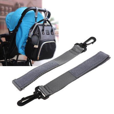 Baby Stroller Wheelchair Stroller Carriage Pram Hanger Bag Hook Multifunction