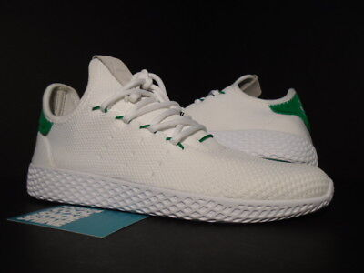 2963043c3807a Adidas Pw Tennis Hu Pharrell Williams Human Race Nmd White Green Ba7828 R1  8.5