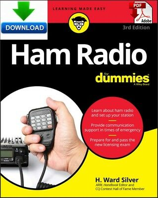 Ham Radio For Dummies - Read on PC, Tablet or Phone - Fast PDF DOWNLOAD