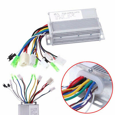 NEW DC36/48V 350W Waterproof LCD E-bike Bicycle Brushless DC Motor Speed Control