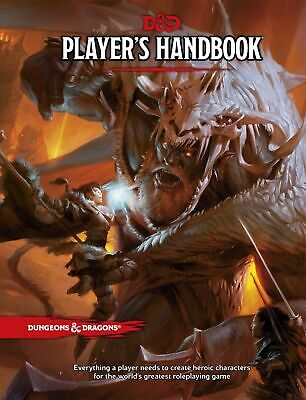 "Dungeons & Dragons: Player's Handbook 5th edition ""Fast delivering""(E-B00K)"