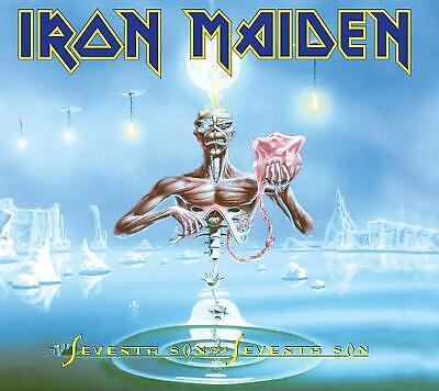 IRON MAIDEN 'SEVENTH SON OF A SEVENTH SON' (Remastered) CD (22nd March 2019)