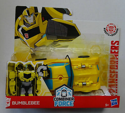 HASBRO® C0646 Transformers RID Combiner Force One Step Changer Bumblebee