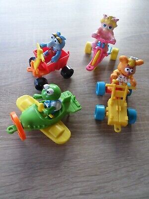RARE 1991-92 AMERICAN McDONALDS CHICAGO THE MUPPET BABIES