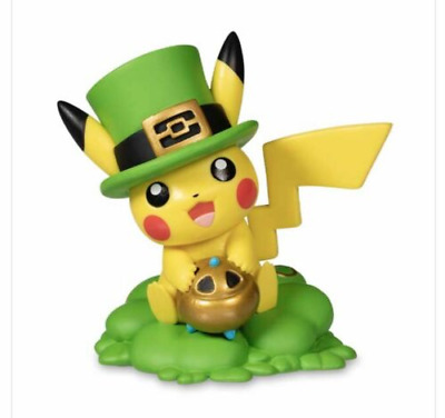 Funko Figure Pokemon A Day With Pikachu One Lucky Charm Vinyl 2019
