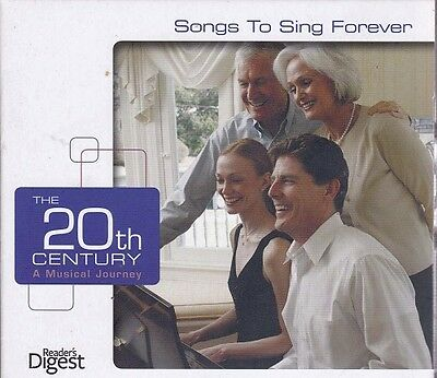 The 20th Century - A Musical Journey: Songs To Sing Forever 3CD (Various Artists