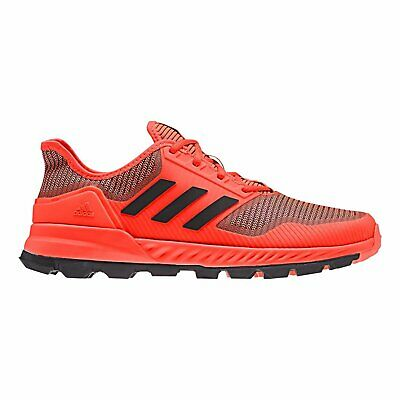 adidas Mens adipower Hockey Shoes Red Sports Training Footwear