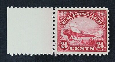 CKStamps: US Air Mail stamps Collection Scott#C6 24c Mint NH OG with PSE Cert