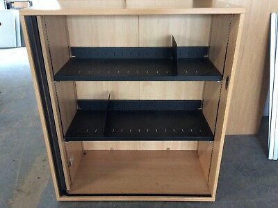Beech Three Shelf Bookcase