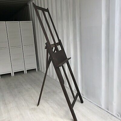 19th Century Reeve And Sons Artists Easel Antique