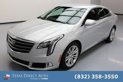 2018 Cadillac XTS Luxury Texas Direct Auto 2018 Luxury Used 3.6L V6 24V Automatic FWD Sedan Bose Premium