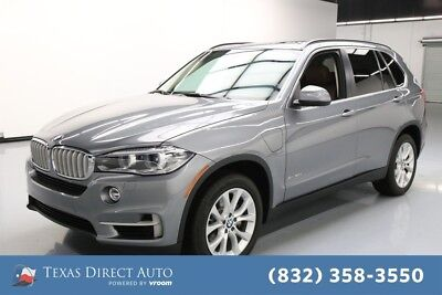 2016 BMW X5 xDrive40e Texas Direct Auto 2016 xDrive40e Used Turbo 2L I4 16V Automatic AWD SUV Premium