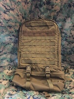 New TSSI tacops M9/M10 Medical Aid Bag (coyote/tan)