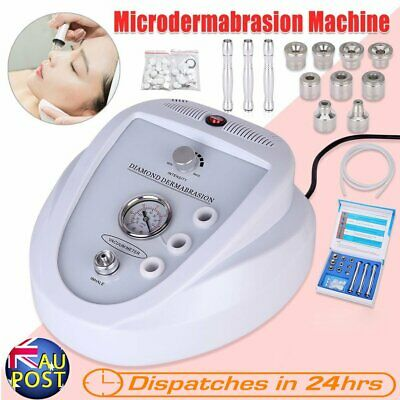 Diamond Dermabrasion Machine Microdermabrasion System Health & Beauty Clean Skin