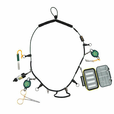 Dr. Slick Fully Loaded Necklace Lanyard for Fly Fishing