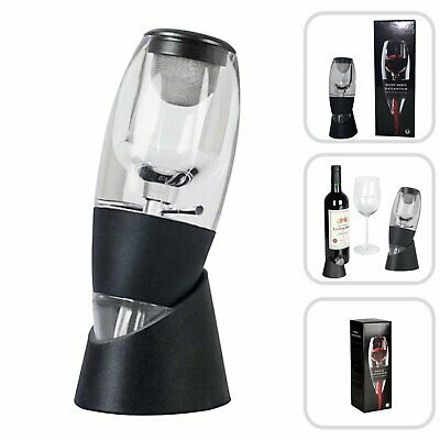 Magic Decanter Red Wine Aerator & Stand