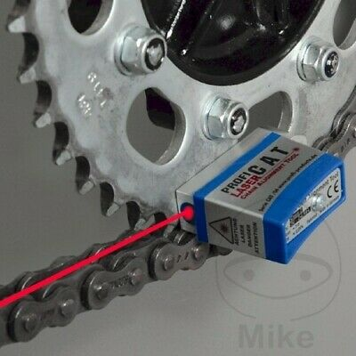 For KTM Adventure 640 LC4 D-CAT (Dot Laser) Chain Alignment Tool