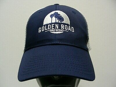 Golden Road Brewing - One Size Adjustable Snapback Ball Cap Hat!