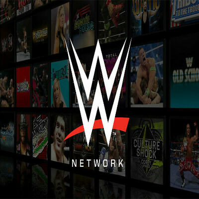 WWE Network Premium Account ⭐ 12 MONTHS WARRANTY⭐ FAST DELIVERY