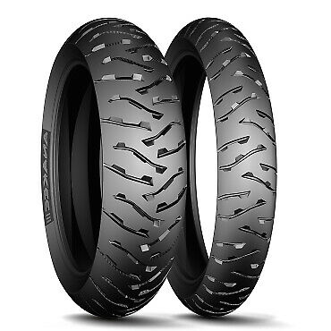 For BMW R 1200 GS 2013 Michelin Anakee III 3 Front Tyre (120/70 R19) 60V