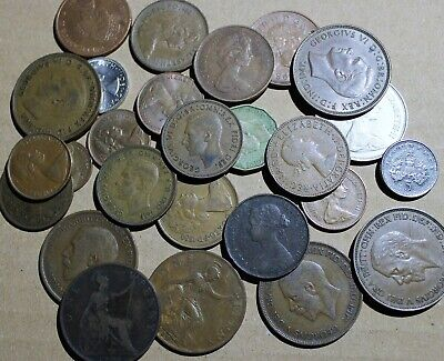 England, UK a lot of 26 coins ¤¤¤¤¤¤¤LOOK¤¤¤¤¤¤