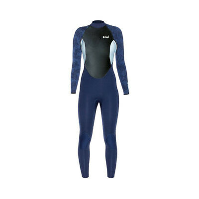 Xcel Neoprenanzug Womens Axis X OS 4/3mm Damen Langarm Ink Blue 2018