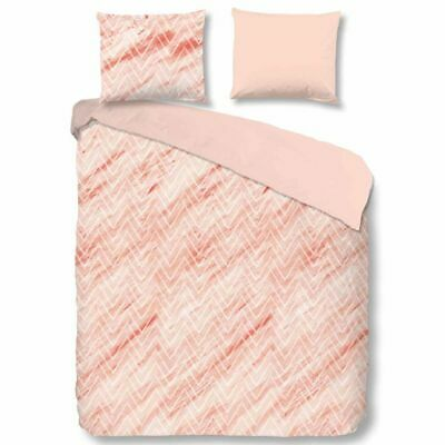 Good Morning Housse de couette 5738-A SHARON 200x200/ 220 cm Corail
