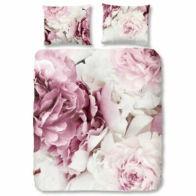 Good Morning Housse de couette 5028-P Peonies 155 x 220 cm Rose