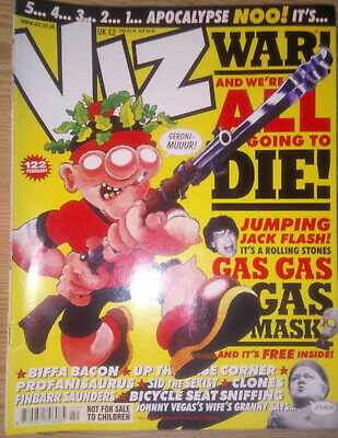 VIZ COMIC    No 122   FEB 2003